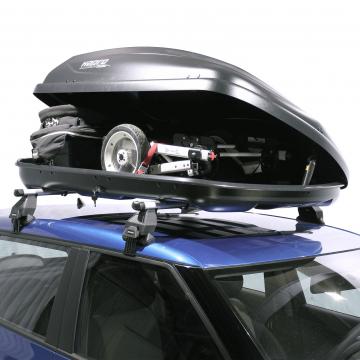 Dachbox Hapro Traxer 4.6 schwarz