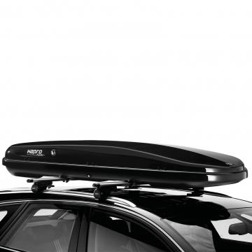 Dachbox Hapro Nordic 10.8 schwarz
