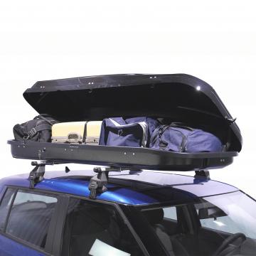 Dachbox Junior PRE 480 schwarz glänzend