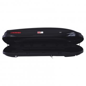 Dachbox Kamei 330 schwarz glänzend