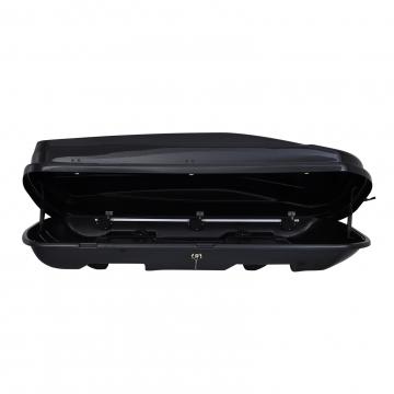 Dachbox Junior Xtreme 600 schwarz glänzend