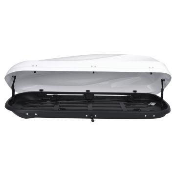 Dachbox Junior Altro 460 weiß glänzend