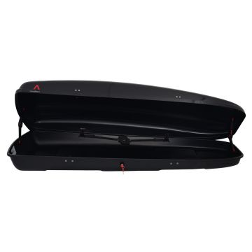 Dachbox G3 Arjes 480 schwarz glänzend