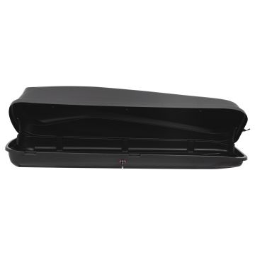 Dachbox Junior Easy 460 schwarz matt