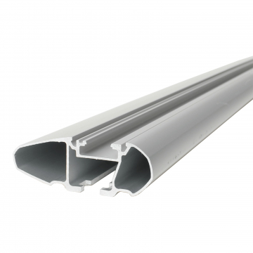 Dachträger Thule WingBar für VW Polo Fliessheck 04.2014 - jetzt Aluminium