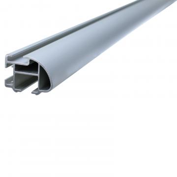 Dachträger Thule ProBar für Lada 2110 Stufenheck 1998 - jetzt Aluminium