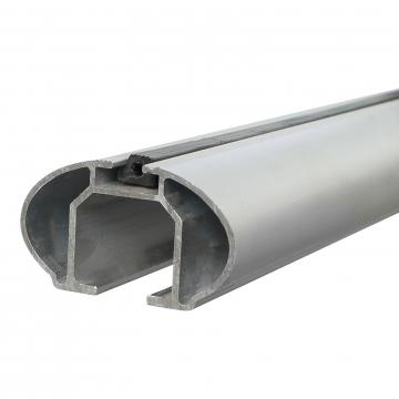 Dachträger Menabo Brio für Kia Soul 01.2012 - 02.2014 Aluminium