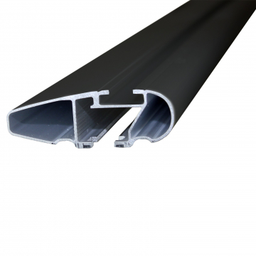 Dachträger Thule WingBar für Fiat Linea 06.2007 - jetzt Aluminium
