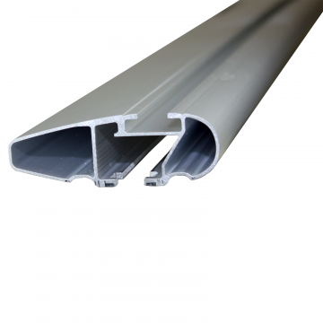 Dachträger Thule WingBar für Skoda Fabia Kombi 01.2015 - jetzt Aluminium