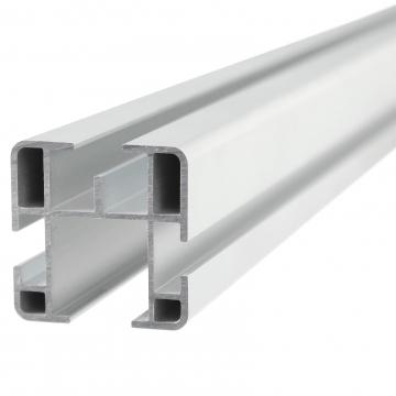 Dachträger Menabo Professional für Fiat Doblo 03.2010 - 02.2015 Aluminium