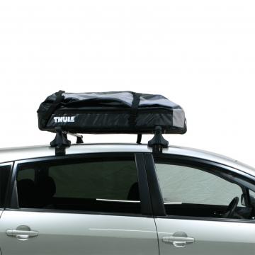 Dachbox Thule Ranger 90 schwarz silber