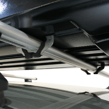 Dachbox Thule Touring L schwarz glänzend