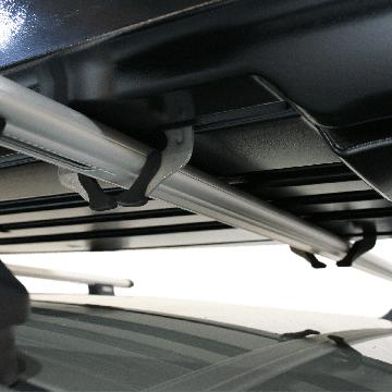 Dachbox Thule Touring L grau titan