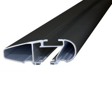 Dachträger Thule WingBar EVO für Ford Transit Courier 02.2014 - jetzt Aluminium