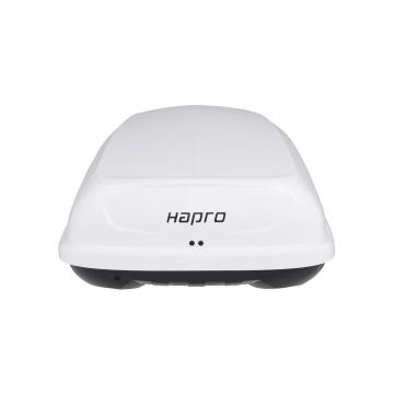 Dachbox Hapro Traxer 8.6 weiß