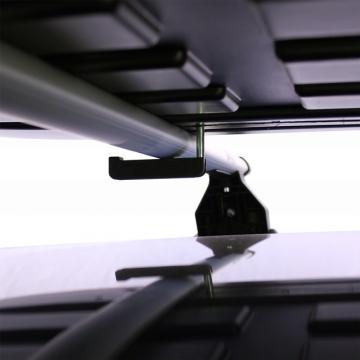 Dachbox Junior Altro 370 grau glänzend