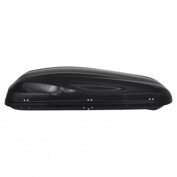 Dachbox Junior Altro 500 schwarz glänzend