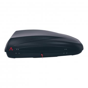 Dachbox G3 Krono 400 matt schwarz