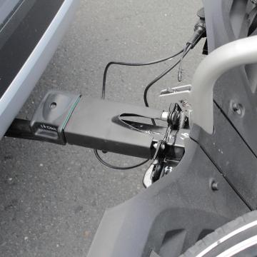 Fahrradträger euro-select compact