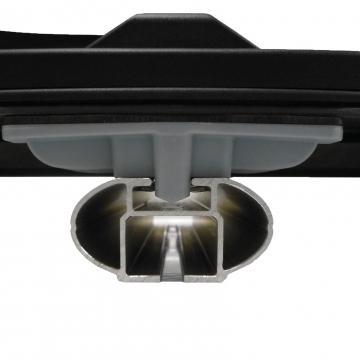Dachbox Kamei Corvara S 475 grau
